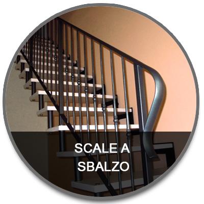 Scale a sbalzo